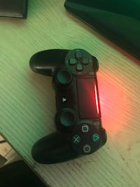 Black sony ps4 game controller Bakersfield, 93307