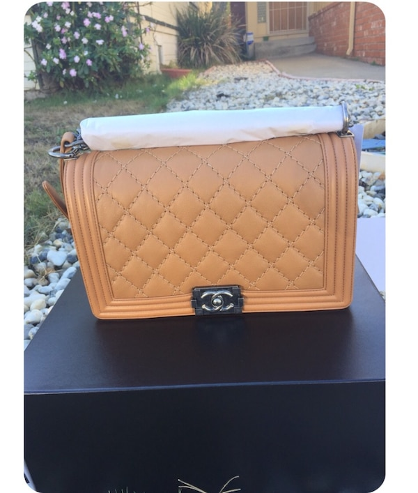 c0403702756656 Used Chanel bag for sale in New Orleans. Chanel bag. Chanel bag