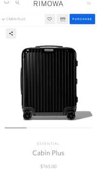RIMOWA Essentials Bag (Brand New wheels and handles) Bolton, L7E 1S2