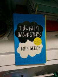 The Fault in Our Stars (new) 1220 mi