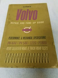 Volvo repair and tune up guide Perry Hall
