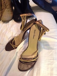 Heeled Michael Antonio Sandals size 7.5 Lewisville, 75067