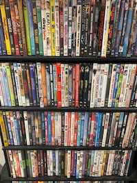Dvds and tv seasons  London, N6C 5G9