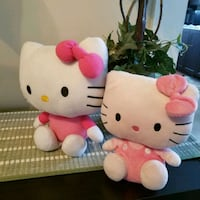 """Duo 9"""" HELLO kitty Laval, H7S 1L4"""