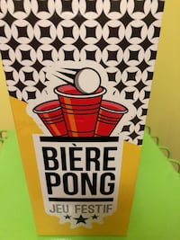 Game - Beer pong - new in original box