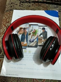 Wireless Bluetooth headset Surrey, V3S 2S4