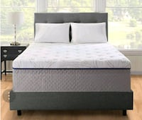 "Cal King 14"" Nova Foam mattress Houston, 77084"