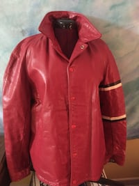 Varsity type leather jacket Côte-Saint-Luc, H4W 2T3