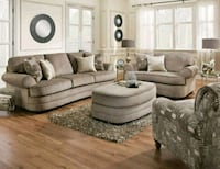 Light cream colored couch set  Indianapolis