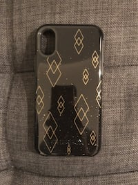 Black iPhone X/XS Case Otterbox Limited Edition