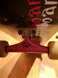 Skateboard ripper mediumgelly wheels royal chucks 791 km