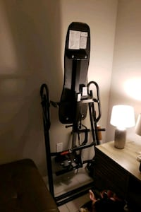 Heated Inversion Table