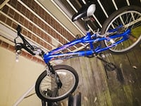 blue and black BMX bike Alexandria, 22304