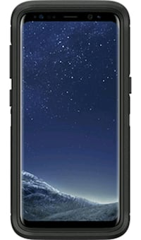 Samsung S8 locked to telus with 0tter Box case min Coquitlam, V3J 4R5