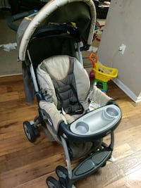 baby's black and gray stroller Gaithersburg, 20878