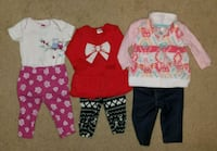 Baby Girl Cloth Lot Size 3 months  Odenton