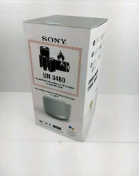 New Sony LF-S50G/W Smart Speaker with Google Assis 578 mi