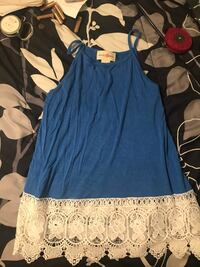 Size large $3 Donna, 78537