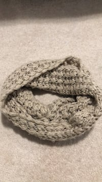 Knitted beige/light brown scarf  Surrey, V3S 2A6