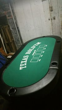Poker table  Hagerstown, 21742