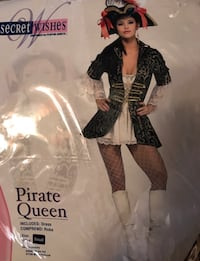 Pirate Halloween costume NEW! Regular price 45.00 Silver Spring, 20906