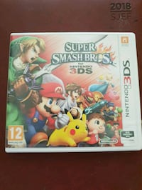 Super Smash Bros til Nintendo 3ds  Oslo kommune, 0986