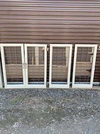 Lead windows
