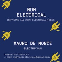 Electrical and wiring repair Toronto