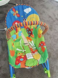 baby's green and blue rocker Broomfield, 80020