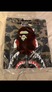 REAL Bape T-Shirt Burlington, L7S 1E2