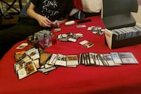 Assorted Magic the Gathering cards Modesto, 95355