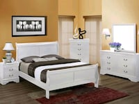 Nice wooden bedrooms set  Brampton, L6P