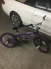 purple and black BMX bike Brampton, L6V 0X9