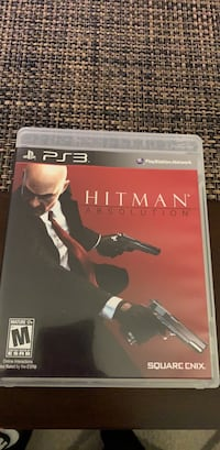 PS3 Hitman absolution Falls Church, 22041