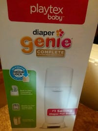 Genie Diaper Disposal System