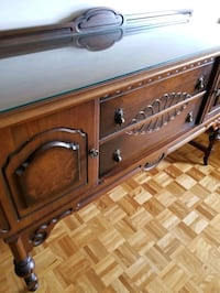 Antique Dining set from the 1800's  Taking best offer Montréal, H1P 2H7
