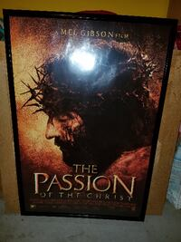 Passion of The Christ movie poster Waynesboro