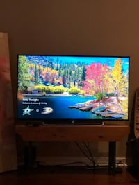 Sony smart tv + apple tv 42 km
