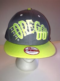 Oregon Ducks New Era 9Fifty Snap Back Cap London