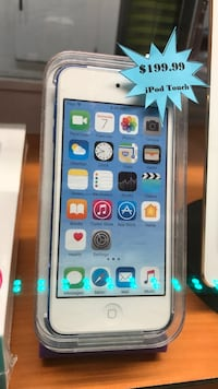 silver iPhone 6 with box Bellair, 32073