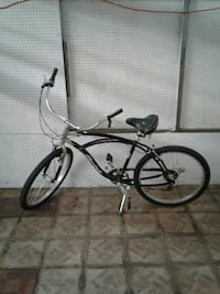 silver and black cruiser bicycle Los Angeles, 90001