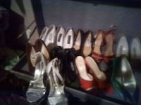 women's assorted pairs of shoes Odessa, 79763
