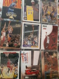 Jordan Basketball Cards Seattle, 98178