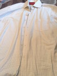 Roy rony dress shirt Burlington, L7L