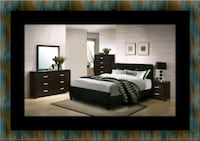 B630 11pc complete bedroom set with mattress Takoma Park