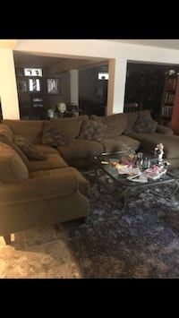 Large sectional couch Rockville, 20850