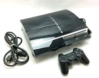 PS3 160 GB with 1 controller Markham, L3P 2A7