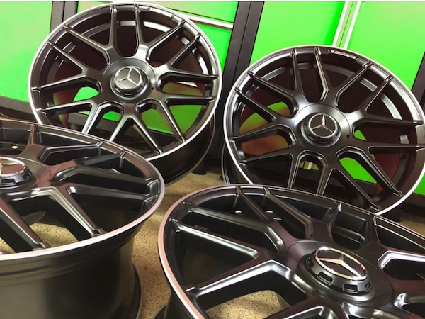 Mercedes Rims For Sale >> Used 19 Inches Mercedes Benz Amg Rims Brand New For Sale In West