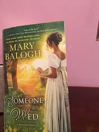"""Mary Balogh's """"someone to wed"""" Chicago, 60639"""