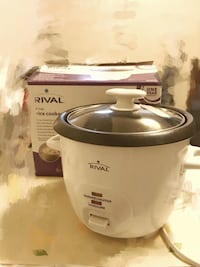 6-cup Rice Cooker Burnaby, V5H 3K4